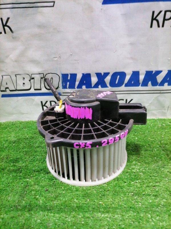 Мотор печки Mazda Cx-5 KE2AW SH-VPTS 2012 872700-0691 2 контакта с фишкой. Правый руль