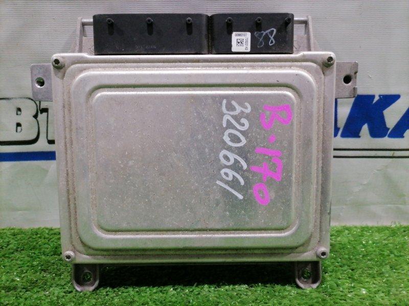 Компьютер Mercedes-Benz B170 245.232 266.940 2005 Блок управления ДВС.