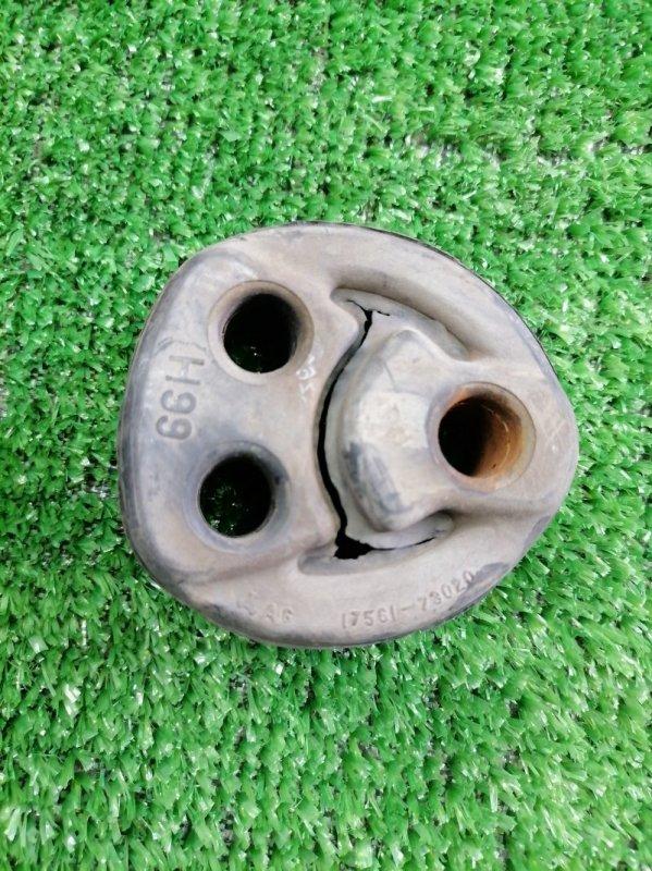Подушка глушителя Toyota Lite Ace Noah SR50G 3S-FE 1998 17561-73020