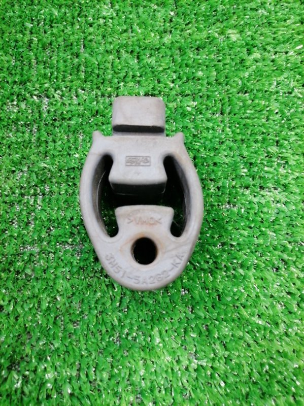 Подушка глушителя Mazda Axela BK5P ZY-VE 2003 3m51-5a262ka