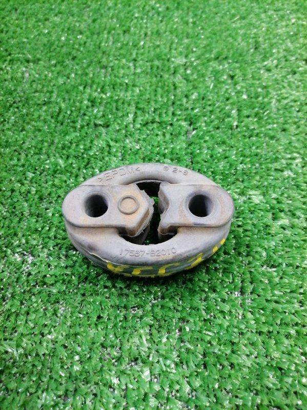 Подушка глушителя Toyota Passo KGC30 1KR-FE 2010 17567-B2010