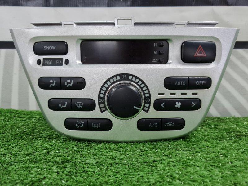 Климат-контроль Toyota Opa ACT10 1AZ-FSE 2000 55902-63030 Электронный