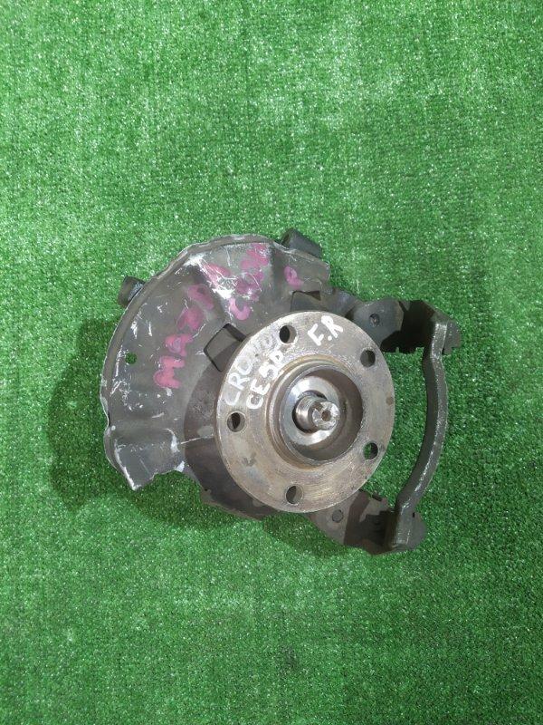 Ступица Mazda Cronos GE5P KL передняя правая ГОЛАЯ