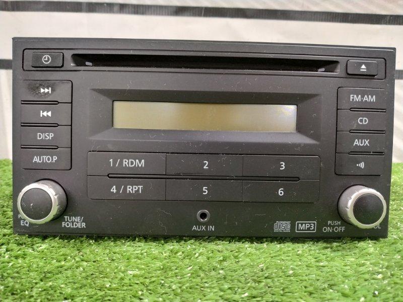 Магнитола Nissan Sylphy TB17 MRA8DE 2012 HS-C5482 Штатная магнитола NISSAN, 2 DIN, CD/MP3/AUX/Bluetooth, с