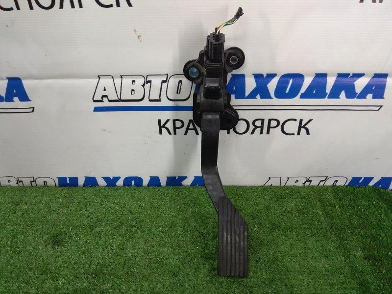 Педаль Mitsubishi Lancer CX4A 4B11 2007 газа, электронная, 6 контактов, с фишкой