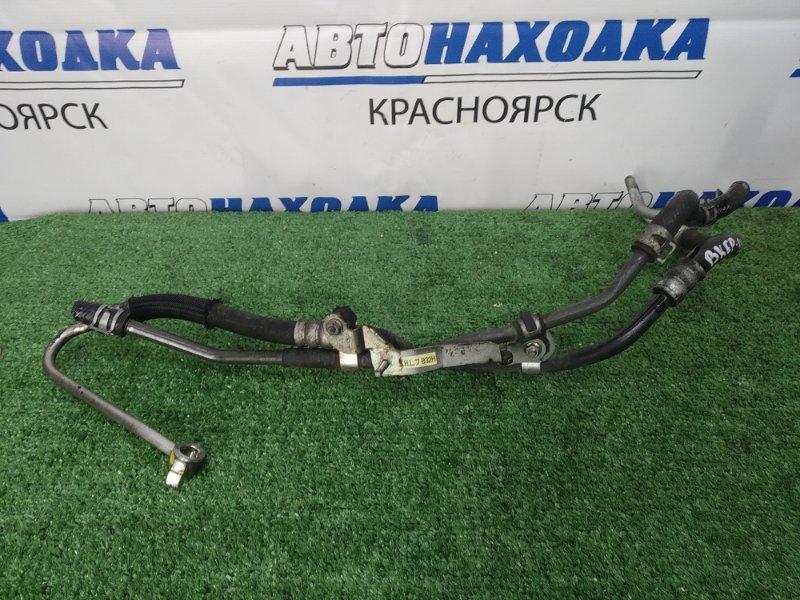Шланг гидроусилителя Mazda Axela BKEP LF-DE 2003 высокого давления + обратка, пробег 67 т.км
