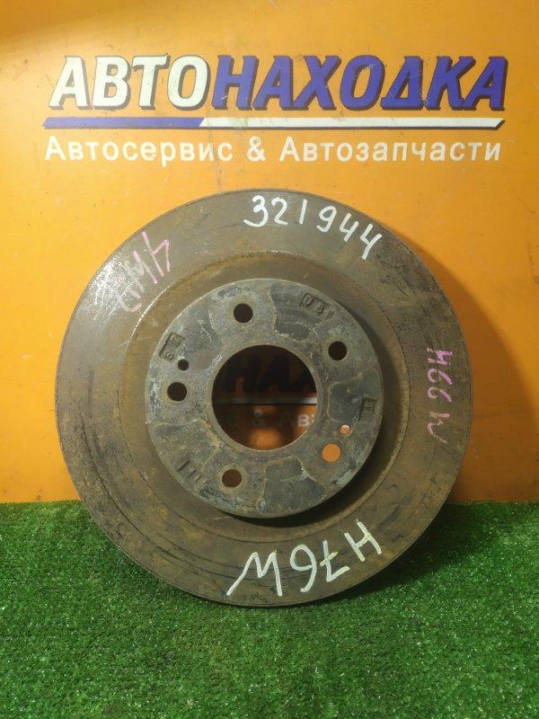 Диск тормозной Mitsubishi Pajero Io H66W 4A30T передний Ф285, T21, CD69, 5 ШПИЛЕК, ВЕНТ