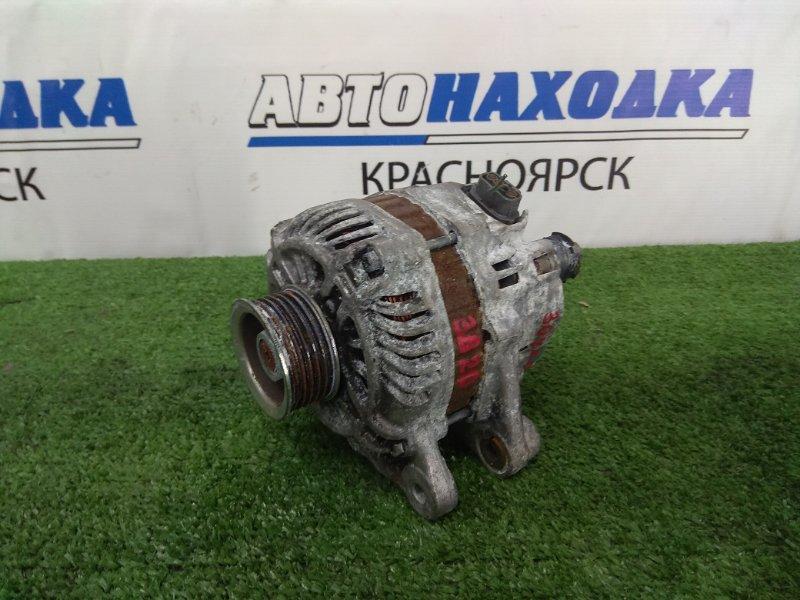 Генератор Nissan Dayz Roox B21A 3B20 2014 1800A401 4 конт, 85А.