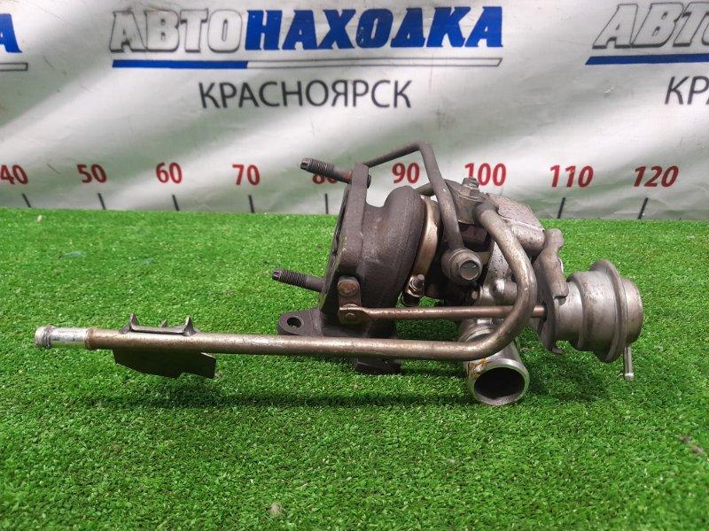 Турбина Daihatsu Move L175S KF-DET 2008 VQ530806 В ХТС. Без люфтов и выработки