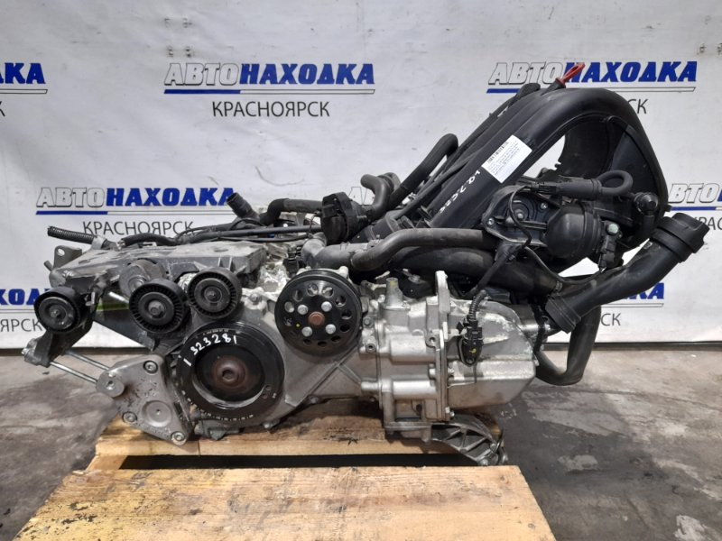 Двигатель Mercedes-Benz A200 W169 M266 E20 2004 30079673 M266 E20 / 266.960 № 30079673 пробег 38 т.км. ХТС. С