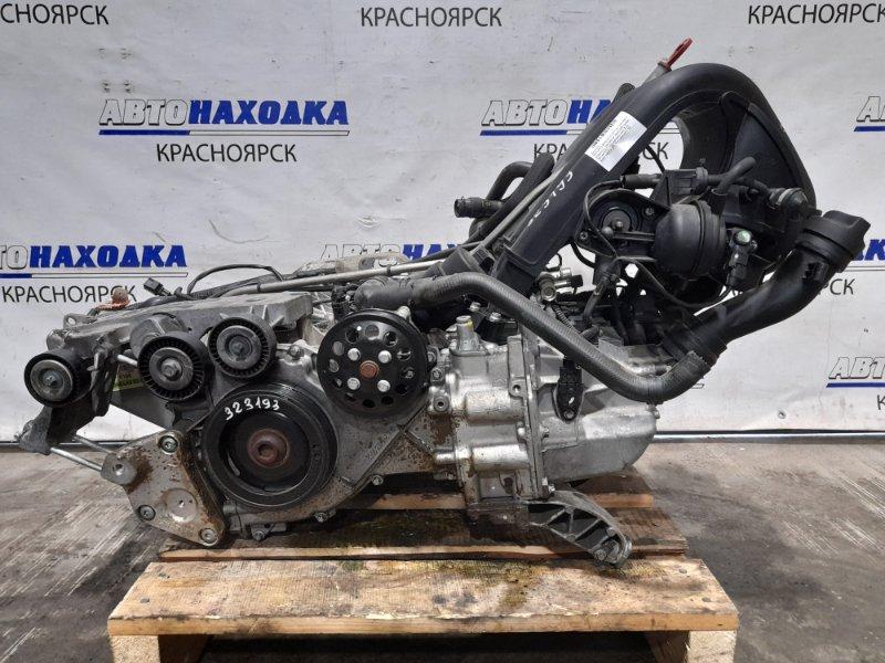 Двигатель Mercedes-Benz B170 245.232 266.940 2005 30442398 M266 E17 / 266.940 № 30442398 пробег 36 т.км. ХТС. С