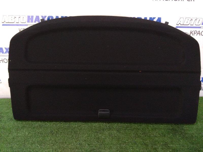 Полка багажника Mazda Axela BKEP LF-VE 2006 задняя жесткая, складная полка в багажний, черная,