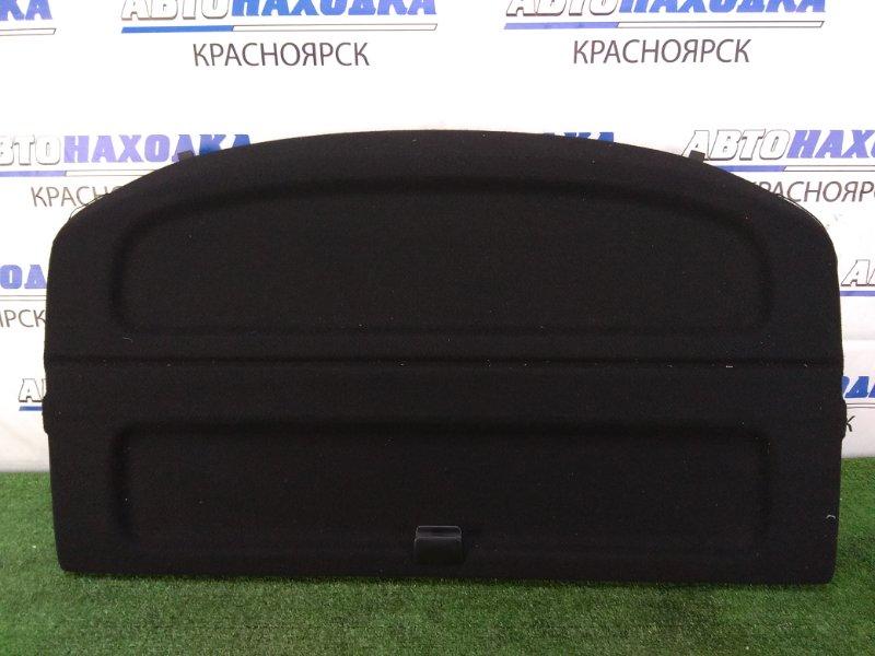 Полка багажника Mazda Axela BKEP LF-DE 2003 задняя жесткая, складная полка в багажний, черная,