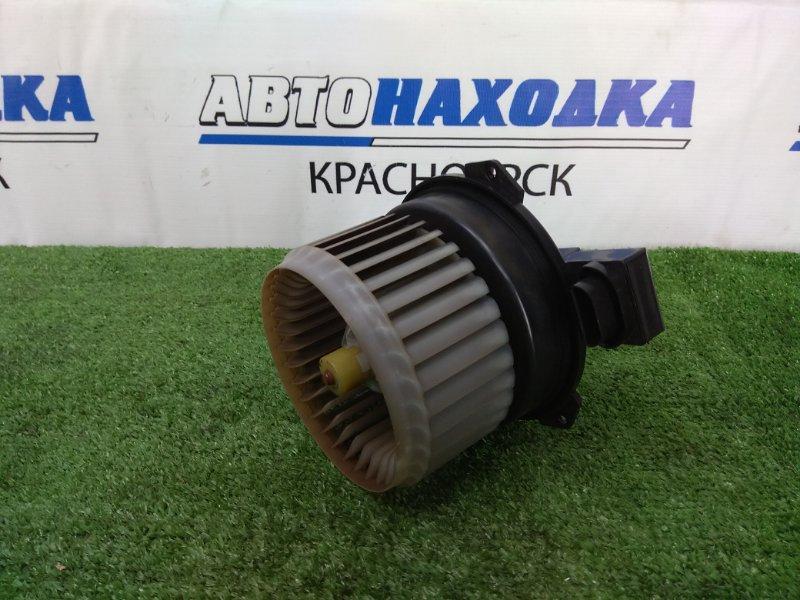 Мотор печки Mazda Carol HB24S K6A 2004 с фишкой