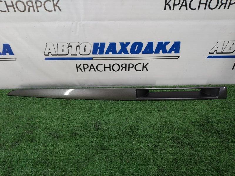 Накладка пластиковая в салон Mazda Axela BKEP LF-VE 2006 ХТС, накладка с панели на дисплей