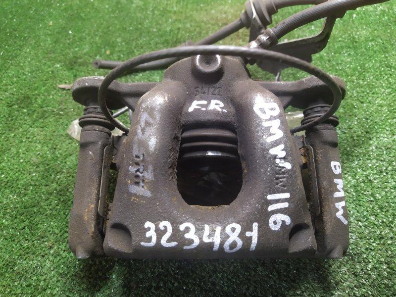 Суппорт Bmw 116I E87 N43B16 передний правый 54/22, 1045/B СКОБА