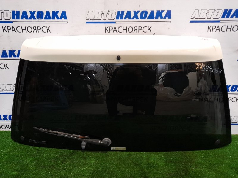 Стекло заднее Honda Cr-V RD1 B20B 1995 заднее 73201-S10-901ZB + метла.