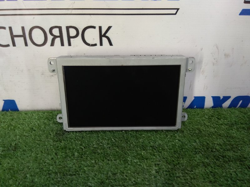 Телевизор в салон Audi A6 C6 AUK 2004 Штатный монитор- дисплей для мультимедийного