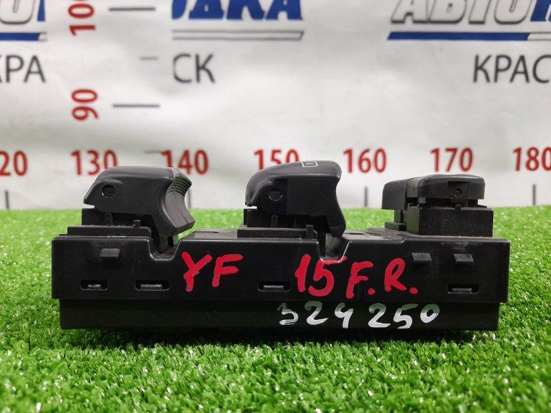 Блок управления стеклоподъемниками Nissan Juke YF15 HR15DE 2010 передний правый правый руль