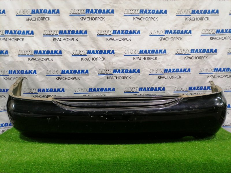 Бампер Mitsubishi Lancer CS6A 4G94 2005 задний Задний, рестайлинг, седан, цвет X42. Потертости,