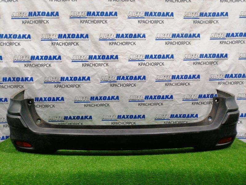 Бампер Nissan Ad VY12 HR15DE 2006 задний Задний, с катафотами, есть потертости