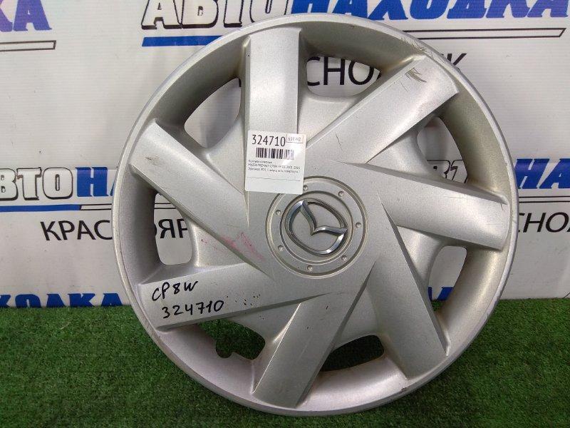 Колпаки колесные Mazda Premacy CP8W FP-DE 2001 Оригинал, R15, 1 штука, есть потертости