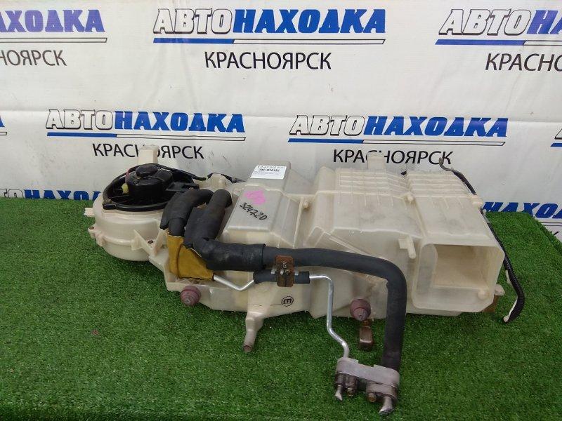 Радиатор печки Honda Stepwgn RF7 K24A 2003 задняя печка в сборе: корпус, мотор, радиатор,