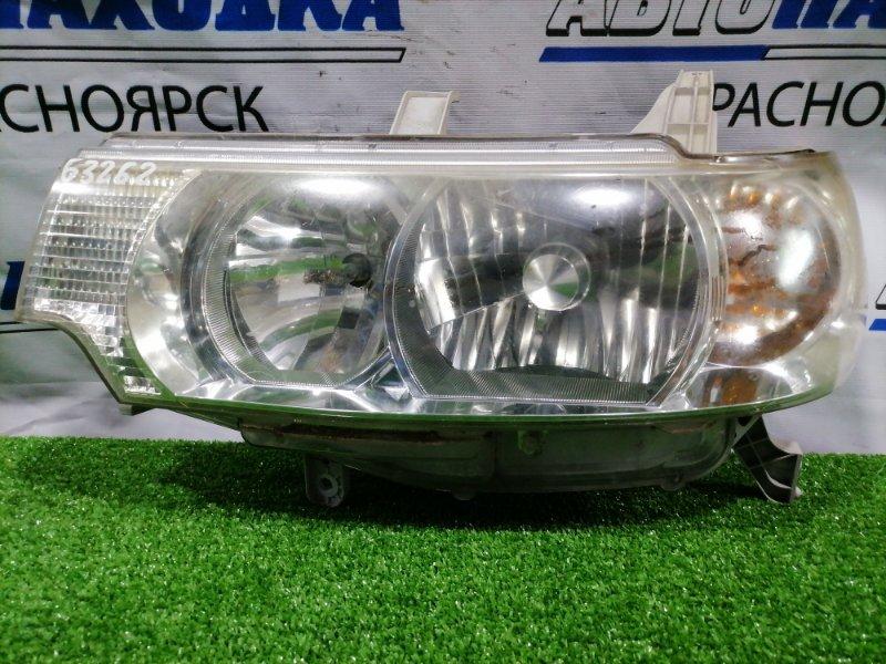 Фара Daihatsu Tanto L360S EF-VE 2003 передняя левая 100-51815 левая, под ксенон, без блока и лампы,
