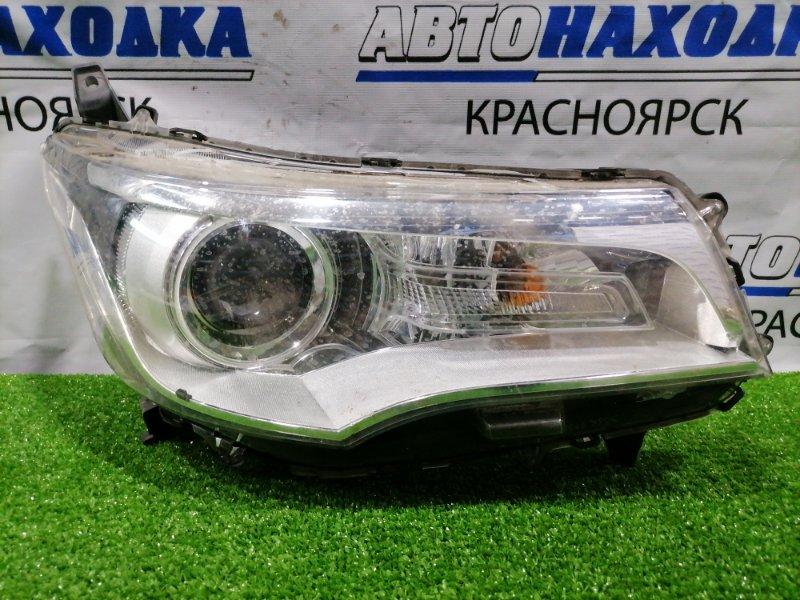 Фара Nissan Dayz B21W 3B20 2013 передняя правая W1048 правая, под ксенон, W1048, без блока и лампы,