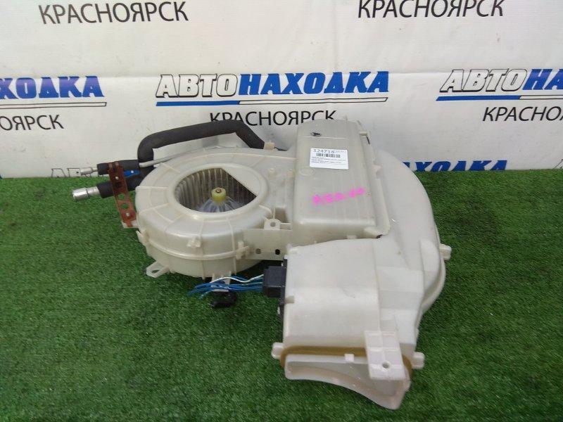 Радиатор печки Toyota Noah AZR60G 1AZ-FSE 2004 задняя печка в сборе: корпус, мотор, радиатор,
