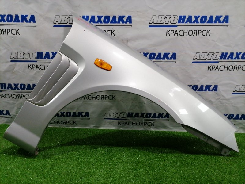 Крыло Hyundai Coupe GK G6BA 2002 переднее правое Переднее правое, цвет LS, с повторителем,