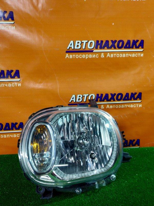 Фара Suzuki Alto Lapin HE22S K6A левая 35300-85K0 ГАЛОГЕН