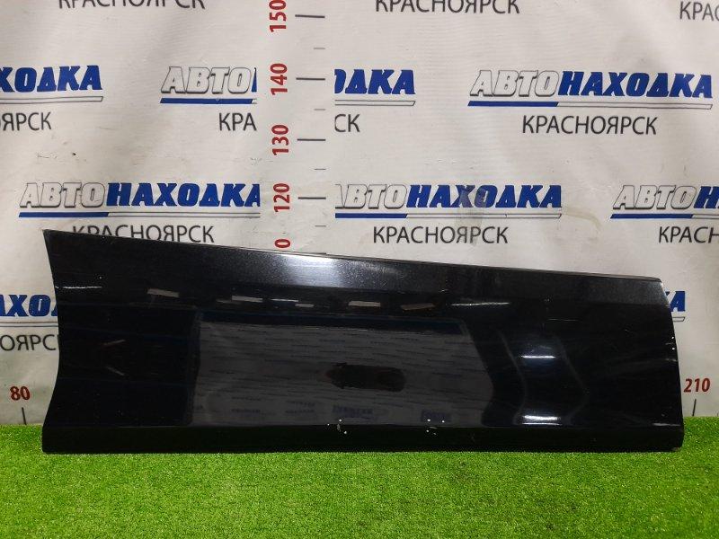 Накладка на дверь Toyota Estima ACR50W 2AZ-FE 2006 задняя правая нижняя Задняя правая нижняя. Есть