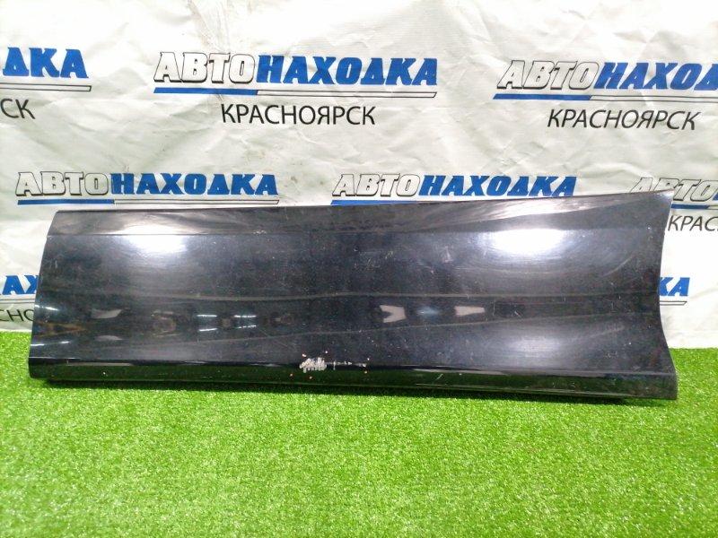 Накладка на дверь Toyota Estima ACR50W 2AZ-FE 2006 задняя левая нижняя Задняя левая нижняя. Есть