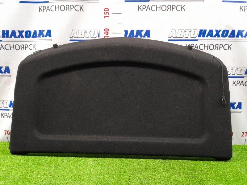 Полка багажника Mazda Axela BLEFW LF-VDS 2009 задняя Хэтчбэк. Есть 3 трещины снизу