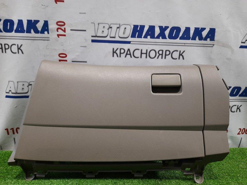 Бардачок Toyota Mark X GRX120 4GR-FSE 2004 основной (пассажирский), код салона FA40, дефект одной