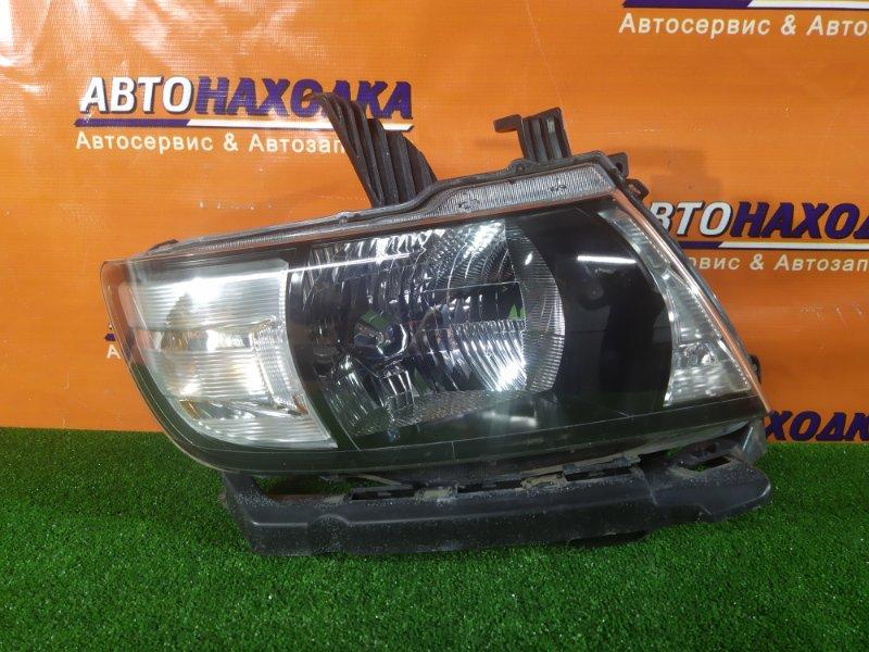 Фара Honda Mobilio Spike GK1 L15A правая 100-22610 2 МОД. КСЕНОН. БЕЗ ЛАМПЫ. КОРРЕКТОР