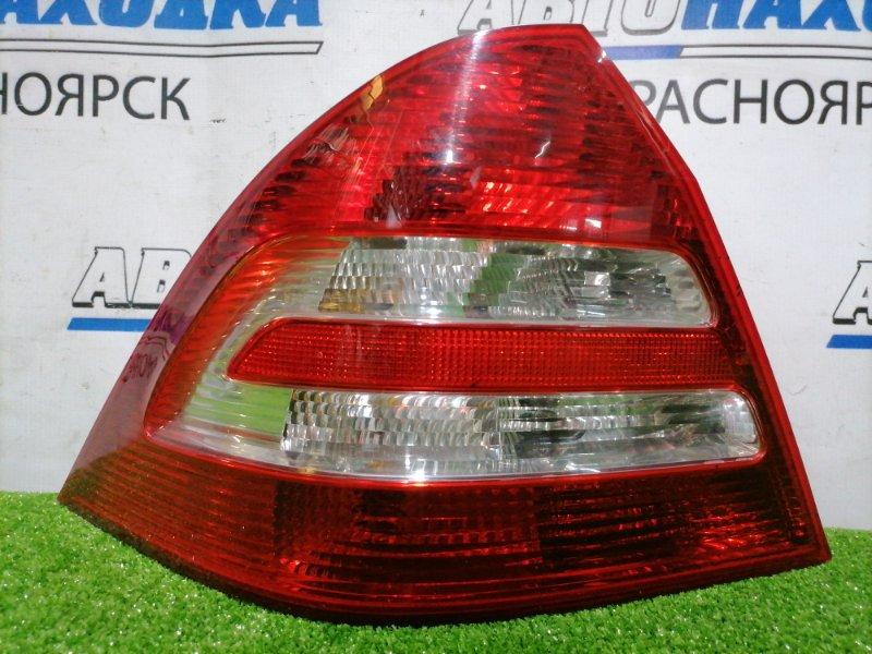 Фонарь задний Mercedes-Benz C240 203.061 112.912 2000 задний левый 2038201964L левый, 2038201964L, есть