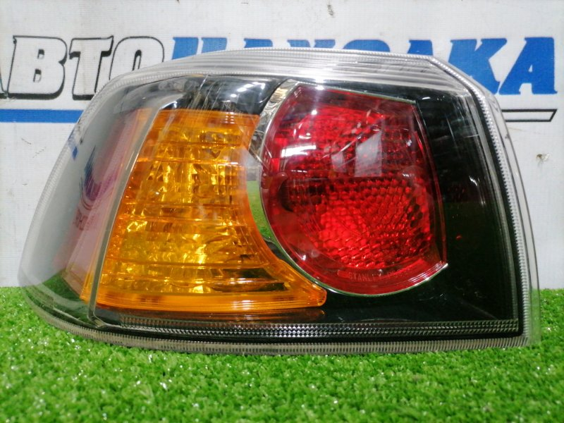 Фонарь задний Mitsubishi Lanser CY4A 4B11 2011 задний левый P5996 левый, рестайлинг, P5614, небольшие