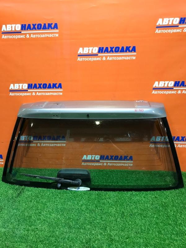 Стекло заднее Honda Cr-V RD1 B20B верх часть/стекло+серебро верх планка