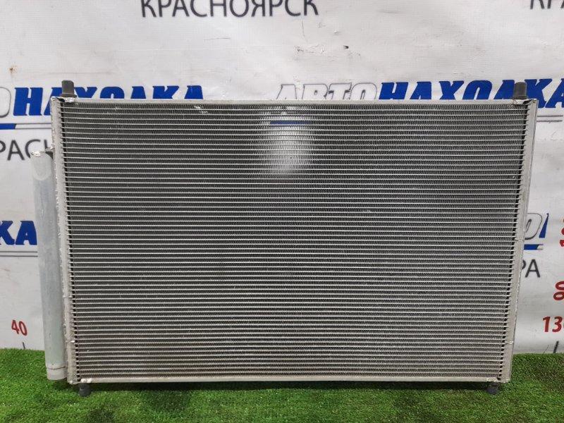 Радиатор кондиционера Toyota Auris NZE151H 1NZ-FE 2006 В ХТС.