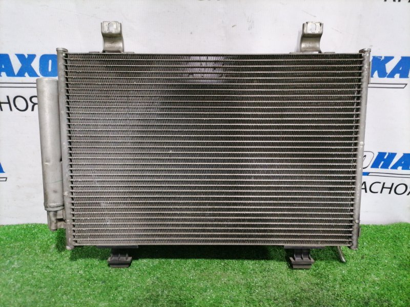 Радиатор кондиционера Suzuki Swift ZC11S M13A 2004 В ХТС.
