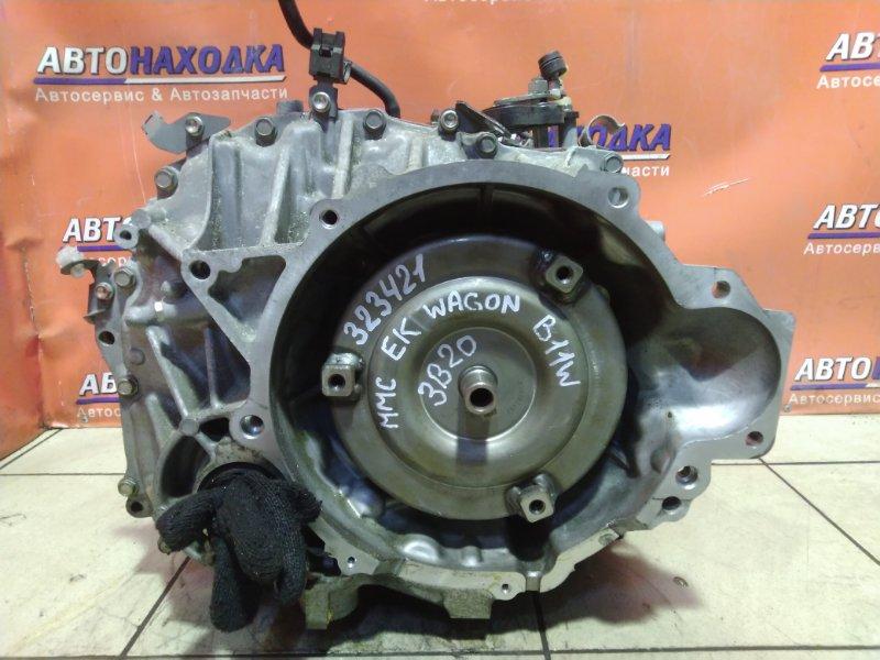 Акпп Mitsubishi Ek Wagon B11W 3B20 2WD. ТУРБО. CVT. F1CJB-1-BDD