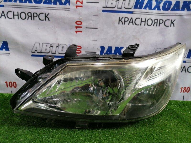 Фара Subaru Exiga YA5 EJ20 2011 передняя левая 1861 Левая, рестайлинг, под ксенон, без блока и лампы,