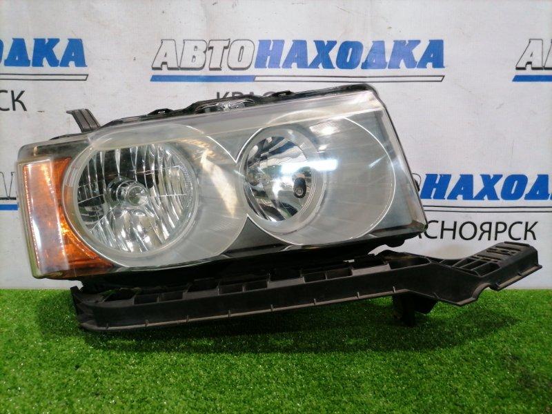 Фара Honda Crossroad RT1 R18A 2007 передняя правая 100-22697 правая, ксенон в сборе, с корректором, с