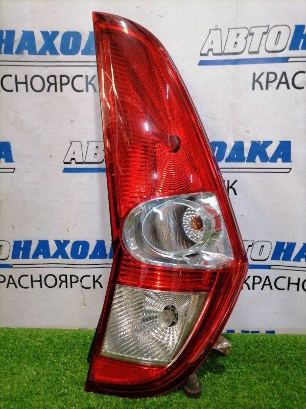 Фонарь задний Suzuki Splash XB32S K12B 2008 задний правый TA0528 правый, TA0528, мелкие царапинки
