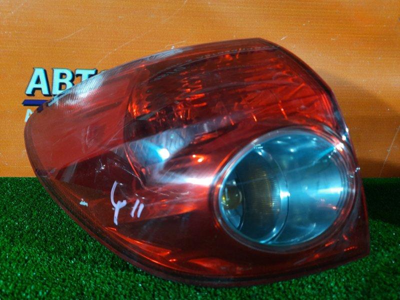 Фонарь задний Nissan Ad VY12 HR15DE левый 220-24886