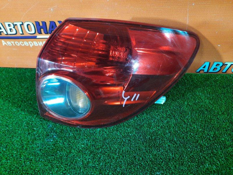 Фонарь задний Nissan Ad VY12 HR15DE правый 220-24886