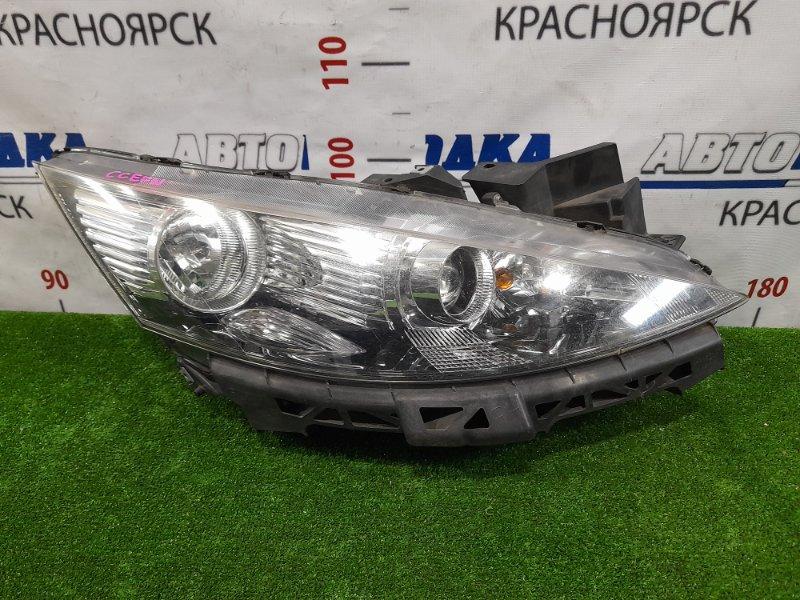 Фара Mazda Biante CCEFW LF-VDS 2008 передняя правая P8161 Правая, под ксенон, без блока и лампы,