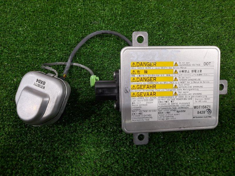 Блок розжига ксенона Mazda Biante CCEFW LF-VDS 2008 W3T15671 D2S/ D2R